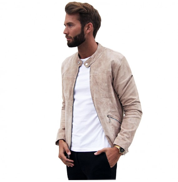 659a93b3a William Strouch Suede jackets - William Strouch